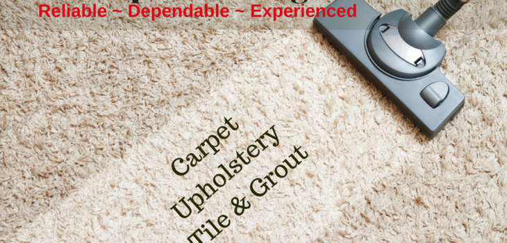 Orange County - Carpet - Upholstery - Tile and Grout